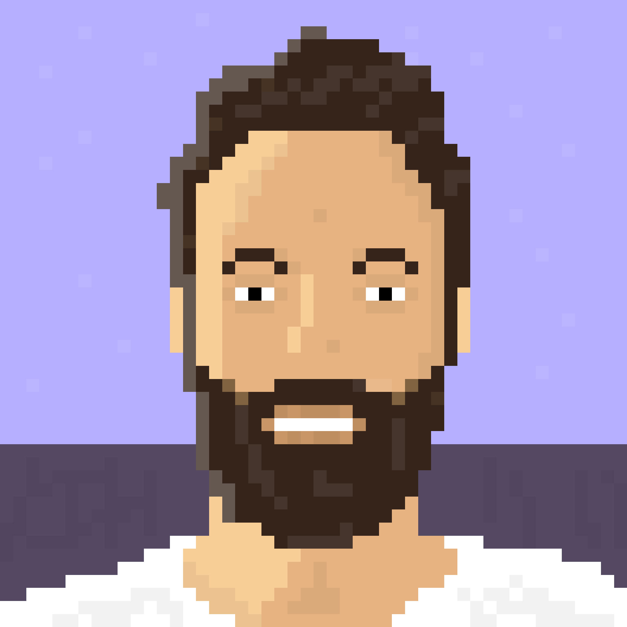 Pixel Portrait of Justin
